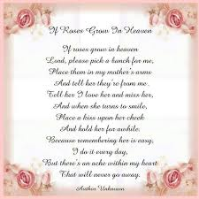 Loss Of Mother Quotes Cool Poems Of Sympathy For Loss Of Mother 48 Best Mom Images On Pinterest