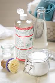 diy scrub cleaner like soft scrub but all natural and only uses three ings