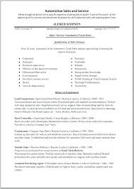 auto sales resume samples automotive sales manager resume foodcity me
