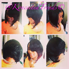Quick Weave Bob Hairstyles Quick Weave Bob Hairstyles Black Hair