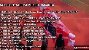 Mantan pemain juventus bela persija jakarta cnn indonesia sports 10 bulan yang lalu 01:22 video: Lagu Full Album Persija Jakarta Youtube