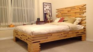 NEW 50 WOOD Bed Ideas 2016 - Unique Bed frame design - YouTube