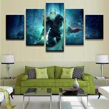 2 canvas wall art