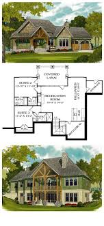 house plan chp 45516 cool house plansranch