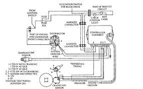 spark timing emission control system automobile a circuit diagram of the misar system