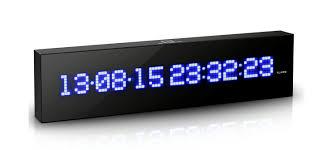 digital office wall clocks digital. Full Image For Cozy Digital Office Wall Clock 112 Officeworks Led Calendar Clocks C