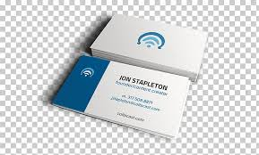 Business Cards Logo Product Design Corporate Identity Card Png