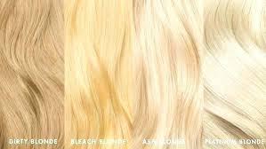 Hair Bleach Color Chart Silkscreening Me