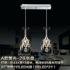 1 2 3 chandelier modern pendant chandelier 1 2 3 head optional led crystal pendant lamp