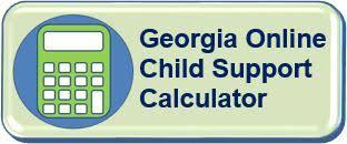Child Support Calculator Stephens County Ga
