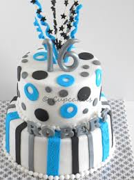 No matter your age, new cakes has the perfect birthday cake to make the day that little more special. 16th Birthday Boy Cakecentral Com