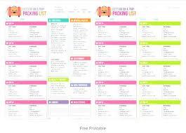 International Travel Packing Checklist International Travel Packing List Template Word Antonchan Co