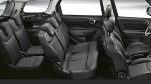 fiat 500l interior. fiat 500l wagon 2017 interior zoom 500l