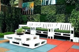 outdoor furniture made from pallets. Exellent From Outdoor Furniture Made From Pallets Pallet Ideas Table Out Of  Of Throughout T