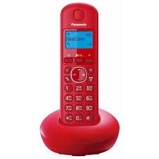 Купить <b>Радиотелефон Panasonic KX</b>-<b>TGB210</b> красный в каталоге ...