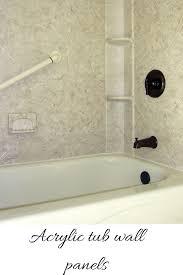acrylic tub wall panels bra pattern diamond simulated tile