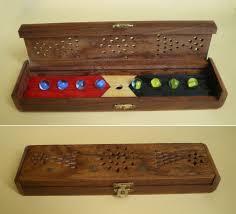 Wooden Peg Solitaire Game Eight peg solitaire DIY Puzzles 29