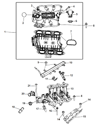2007 chrysler pacifica engine diagram intake manifold mounting for 2007 chrysler pacifica