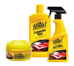Car Wax  Formula One