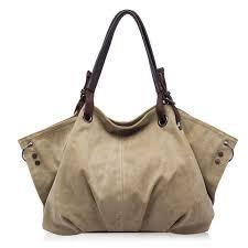 Sale <b>High Quality Washed Canvas</b> Bag Women Handbag Big Tote ...