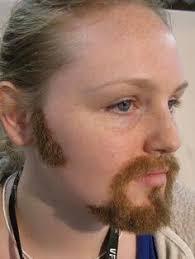 beard makeup google search