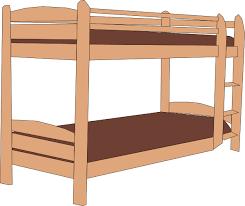 Cartoon bed clipart clipart Clipartingcom