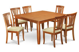 Square Dining Room Table With 8 Chairs Solid Wooden Timber Square Table 8 Rustic Chairs Dining Package