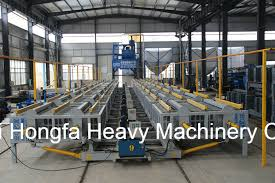 china hfp530a full automatic lightweight precast concrete wall panel system china lightweight wall panel machine concrete wall panel making machine