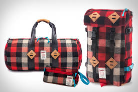 Woolrich X Topo Design Bag Collection Uncrate