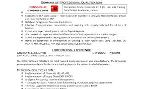 Sample Software Professional Resume Samples Cover Letter
