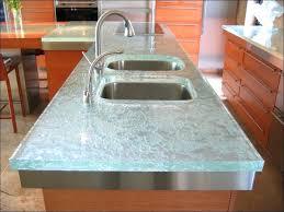 crushed glass countertops kitchen broken glass bar top concrete mix regarding diy crushed glass countertops