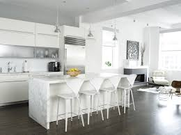 modern white kitchen. Modern White Kitchen