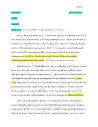 011 Essay Example In Citation Citing An Mla How To Write References