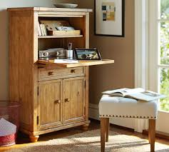 office armoire. Fine Armoire Cortona Office Armoire And Pottery Barn
