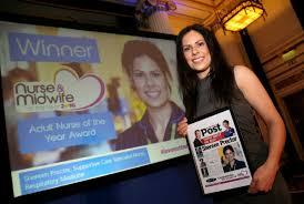 Inspirational Awards Ceremony Celebrates Exceptional Nurses And