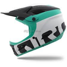 Giro Cipher Helmet Matte White Black Turquoise