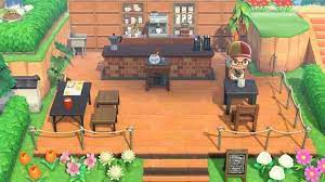 Read on to find each shop and facility's operating hours, moving cost, and unlock and upgrade requirements. Acnh Coffee Shop Animal Crossing Animal Crossing Music Animal Crossing 3ds