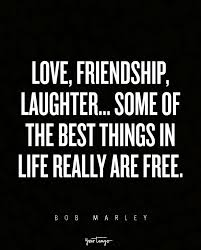 "Quotes About Friendship And Laughter Unique Awesome Friendship Quotes ""Love Friendship Laughter Some Of"