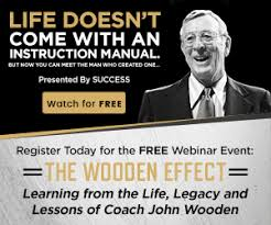 Coach Wooden's Leadership Game Plan For Success Documentary Coach John Wooden 77