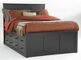 queen beds with drawers. Contemporary Drawers Queen Bed With Six Under Drawers On Each Side   Queensize Captainsstorage  Beds  Smaller Homes Forum GardenWeb Inside Queen Beds With Drawers 2