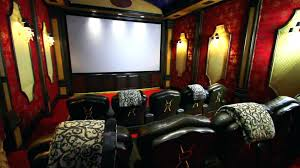 basement theater ideas. Basement Theater Seating Home Ideas Pictures Options Tips