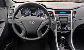 hyundai sonata 2013. hyundai sonata photos 2013 se instrument panel u