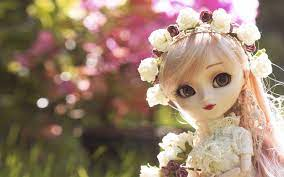 Cute Doll Backgrounds (Page 3) - Line ...
