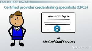 How To Become A Certified Provider Credentialing Specialist
