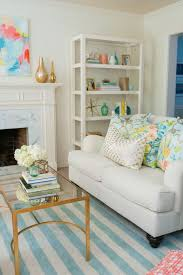 Whimsical Living Room Full Of Color In 40 Living Rooms Beauteous Bright Living Room Decoration