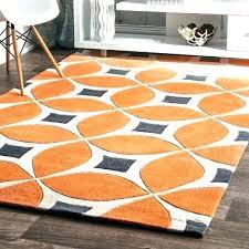 burnt orange rug. Red Orange Rugs Area Rug Excellent Burnt Bath And Kitchen B