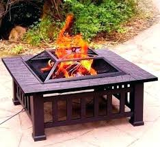 round fire table cover canada rectangle inch covers lovely patio pit with backyard ace makes a fire table cover
