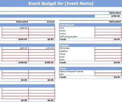 Easy Personal Budget Template – Tangledbeard