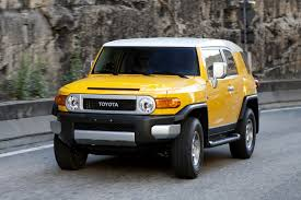 Toyota to Add FJ Cruiser SUV to Australian Lineup | FJ Cruiser ...