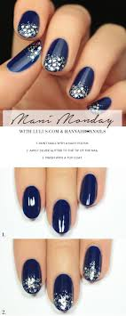 Best 25+ Navy and silver nails ideas on Pinterest | Blue and ...
